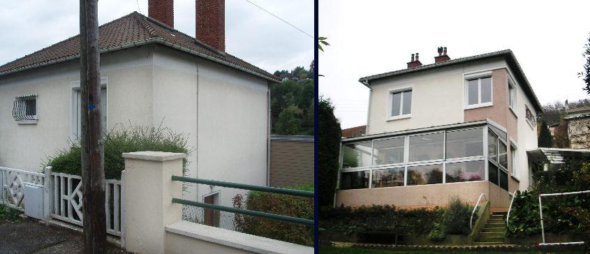 Notice maison en bois jeujura arnouville l s gonesse 95 07 ard che constr - Estimer sa maison soi meme ...